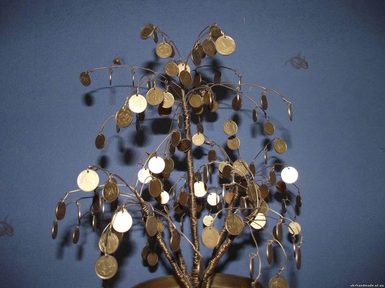 Поделки из монет мастер-класс с пошаговыми